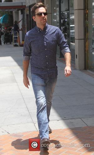 Ed Helms - Actor Ed Helms leaves an office in Beverly Hills - Los Angeles, California, United States - Monday...