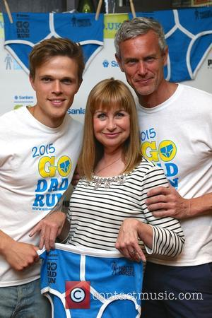 Dan Olsen, Sian Lloyd and Mark Foster
