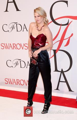 January Jones - 2015 CFDA Fashion Awards at Alice Tully Hall at Lincoln Center - Arrivals - New York, New...