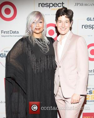 Raven Symonè - GLSEN Respect Awards New York 2015 held at Cipriani - Arrivals at Cipriani - New York, New...