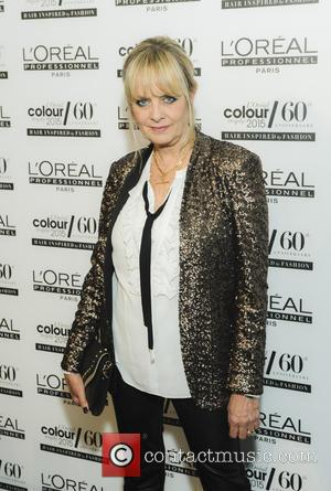 Twiggy - 2015 L'Oréal Colour Trophy Awards Grand Final - London, United Kingdom - Monday 1st June 2015