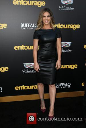 Jillian Michaels - Warner Bros. Pictures' L.A. Premiere of 'Entourage' held at The Regency Village Theatre - Arrivals at The...