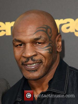Mike Tyson - Warner Bros. Pictures' L.A. Premiere of 'Entourage' held at The Regency Village Theatre - Arrivals at The...