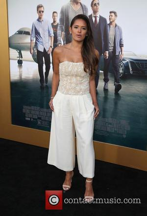 Rocsi Diaz - Warner Bros. Pictures' L.A. Premiere of 'Entourage' held at The Regency Village Theatre - Arrivals at The...
