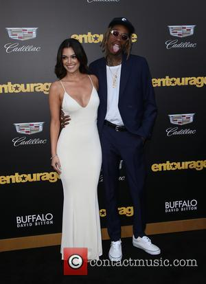 Anabelle Acosta and Wiz Khalifa