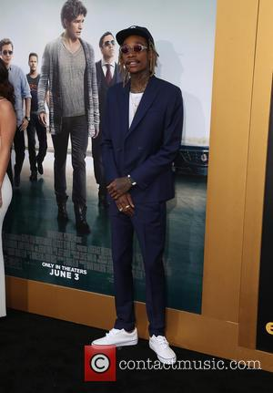 Wiz Khalifa - Warner Bros. Pictures' L.A. Premiere of 'Entourage' held at The Regency Village Theatre - Arrivals at The...
