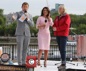 Susanna Reid and Ben Shephard
