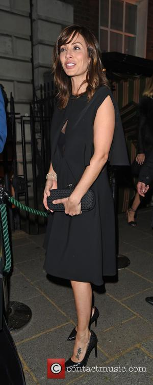 Natalie Imbruglia - The Hawn Foundation UK - fundraising dinner held at Anabel's Club - London, United Kingdom - Monday...