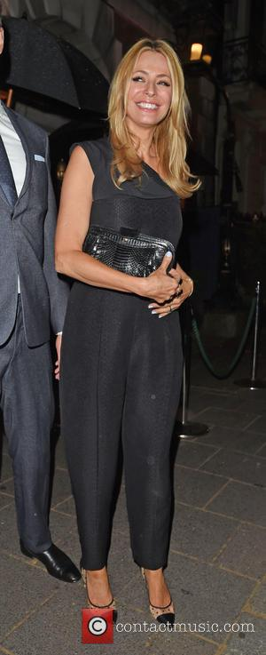 Tess Daly - The Hawn Foundation UK - fundraising dinner held at Anabel's Club - London, United Kingdom - Monday...
