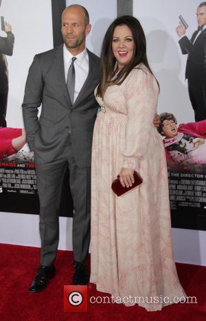 Melissa Mccarthy and Jason Statham