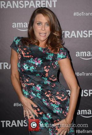 Amy Landecker - 'Transparent' presents 'Meet the Family' Panel Discussion and Q&A - Arrivals at Directors Guild of America Theater...