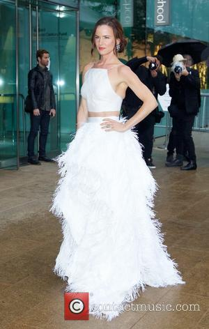 Juliette Lewis - 2015 CFDA Fashion Awards at Alice Tully Hall, Lincoln Center - Outside Arrivals - New York City,...