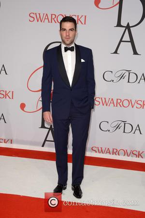 Zachary Quinto - 2015 CFDA Fashion Awards - Red Carpet Arrivals - New York City, New York, United States -...