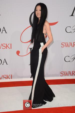 Vera Wang - 2015 CFDA Fashion Awards - Red Carpet Arrivals - New York City, New York, United States -...