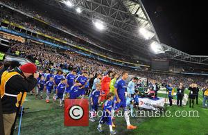 John Terry - Chelsea win 1-0 win over A-League runners up, Sydney FC at ANZ Stadium - Sydney, Australia -...