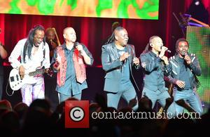 Wind And Fire, Verdine White, Ralph Johnson, Philip Bailey and B. David Whitworth