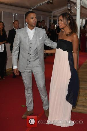 Marvin Humes and Rochelle Humes - Glamour Women Of The Year Awards held at Berkeley Square Gardens - Arrivals. at...