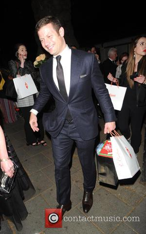 Dermot O'leary - Glamour Women of the Year Awards held at Berkeley Square Gardens - Departures at Berekley Square London,...