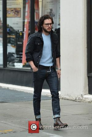 Kit Harington Suffered Groin Injury Riding Saddleless Horse
