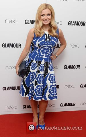 Katherine Jenkins - The Glamour Women of the Year Awards 2015 at Berkeley Square - Arrivals - London, United Kingdom...