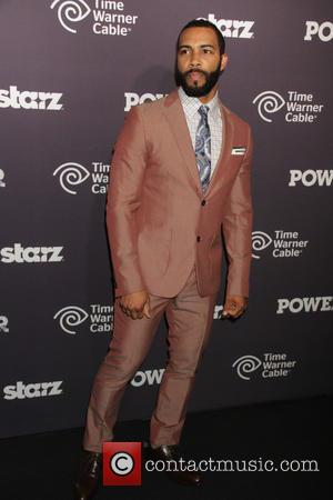 Omari Hardwick - 'Power' Season Two Series Premiere at Best Buy Theater at Best Buy Theater - New York City,...
