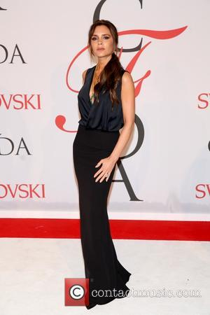 Victoria Beckham - 2015 CFDA Fashion Awards at Alice Tully Hall, Lincoln Center - Arrivals - New York, New York,...