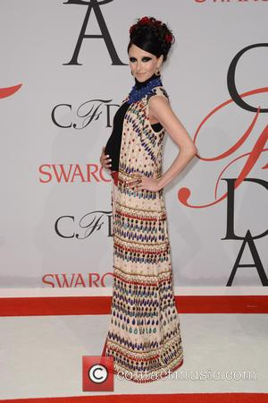 Stacey Bendet - 2015 CFDA Fashion Awards at Alice Tully Hall, Lincoln Center - Arrivals - Manhattan, New York, United...
