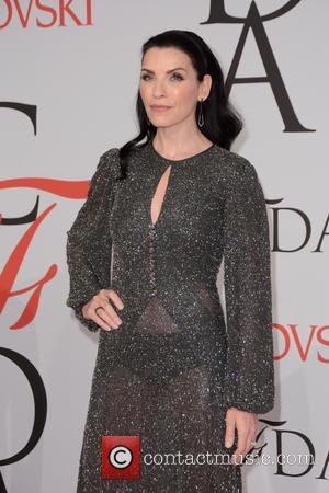 Julianna Margulies - 2015 CFDA Fashion Awards at Alice Tully Hall, Lincoln Center - Arrivals - Manhattan, New York, United...