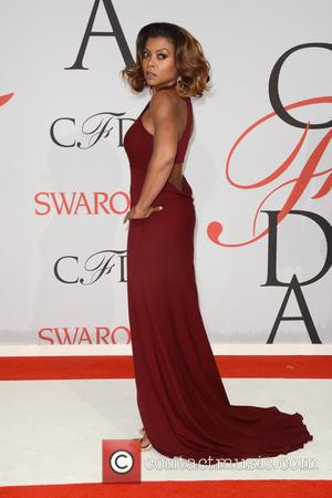 Taraji P. Henson - 2015 CFDA Fashion Awards at Alice Tully Hall, Lincoln Center - Arrivals - Manhattan, New York,...