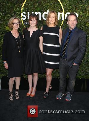 Michelle Satter, Marielle Heller, Keri Putnam and Mike Birbiglia