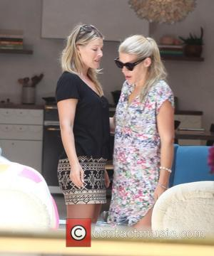 Busy Philipps and Ali Larter