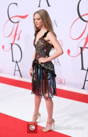 Amanda Seyfried - 2015 CFDA Fashion Awards at Alice Tully Hall, Lincoln Center - Arrivals - New York, New York,...