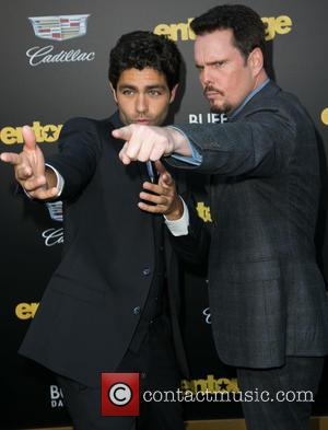 Adrian Grenier and Kevin Dillon - Warner Bros. Pictures' L.A. Premiere of 'Entourage' held at The Regency Village Theatre -...