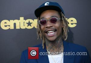 Wiz Khalifa - Warner Bros. Pictures' L.A. Premiere of 'Entourage' held at The Regency Village Theatre - Arrivals at Regency...