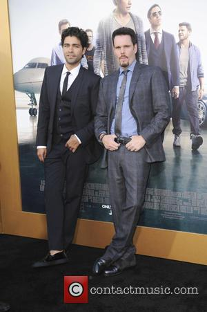 Kevin Dillon and Adrien Grenier - Warner Bros. Pictures' L.A. Premiere of 'Entourage' held at The Regency Village Theatre -...
