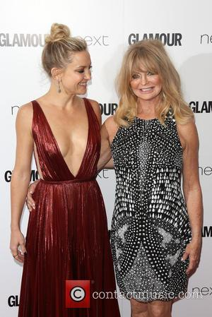 Kate Hudson and Goldie