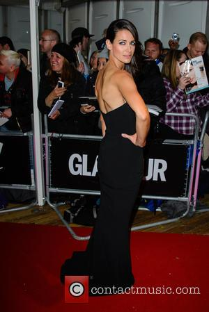 Kirsty Gallagher - Glamour Women of the Year Awards - Arrivals - London, United Kingdom - Tuesday 2nd June 2015