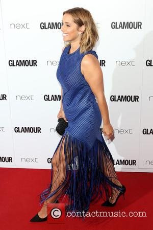 Louise Redknapp - The Glamour Women of the Year Awards 2015 - Arrivals - London, United Kingdom - Tuesday 2nd...