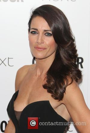 Kirsty Gallacher - The Glamour Women of the Year Awards 2015 - Arrivals - London, United Kingdom - Tuesday 2nd...