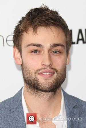 Douglas Booth - The Glamour Women of the Year Awards 2015 - Arrivals - London, United Kingdom - Tuesday 2nd...
