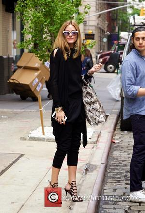 Olivia Palermo - Olivia Palermo out and about in NYC - New York City, New York, United States - Wednesday...