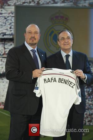Real Madrid, Rafael Benitez and Florentino Perez