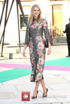 Donna Air - Royal Academy Summer Preview Party 2015 - Arrivals - London, United Kingdom - Wednesday 3rd June 2015