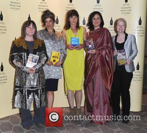 Ali Smith, Laline Paull, Rachel Cusk, Kamila Shamsie and Sarah Waters