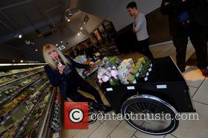 Jo Wood - Jo Wood launches Freedom4Health Day at Planet Organic - London, United Kingdom - Wednesday 3rd June 2015