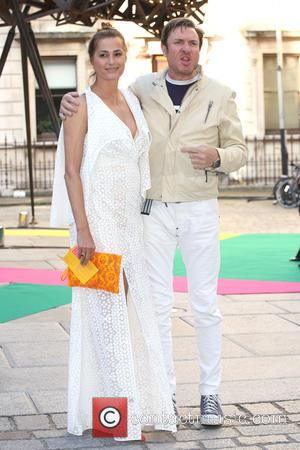 Yasmin Le Bon and Simon Le Bon - Royal Academy Summer Preview Party 2015 - Arrivals - London, United Kingdom...