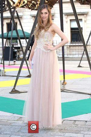 Amber Le Bon - Royal Academy Summer Preview Party 2015 - Arrivals - London, United Kingdom - Wednesday 3rd June...
