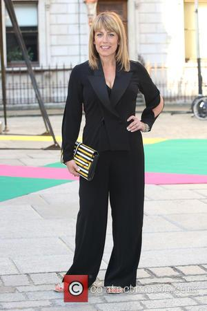 Fay Ripley - Royal Academy Summer Preview Party 2015 - Arrivals - London, United Kingdom - Wednesday 3rd June 2015