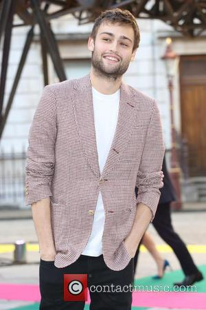 Douglas Booth - Royal Academy Summer Preview Party 2015 - Arrivals - London, United Kingdom - Wednesday 3rd June 2015