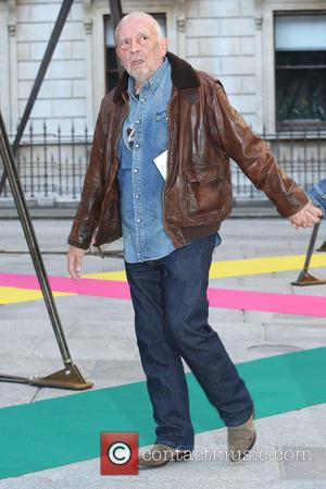 Sir David Bailey - Royal Academy Summer Preview Party 2015 - Arrivals - London, United Kingdom - Wednesday 3rd June...